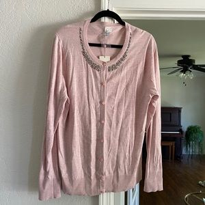 A New Day   embellished sweater cardigan